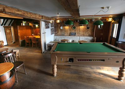 Pool Table The Royal Standard Lyme Regis